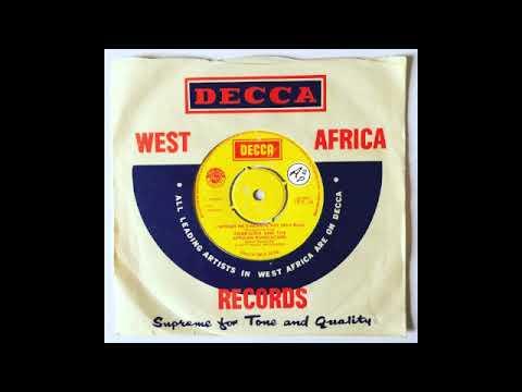 Charles Rodriguez and The African Revolution - L'Amour Ne S'achete Pas (Benin, 1970s, Decca)