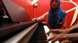 Melly Goeslaw - Bunda Cover by Devi and Andrie