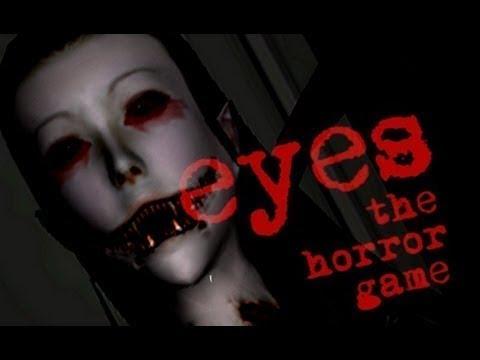 Первый взгляд на хоррор/Eyes - the horror game #1