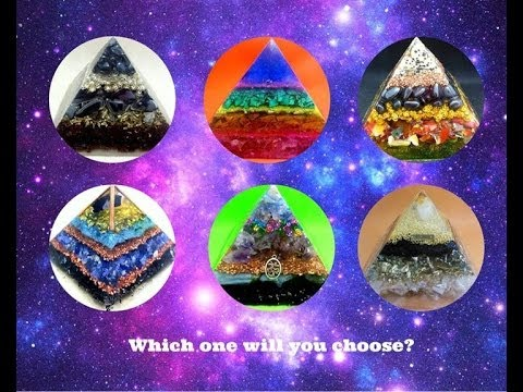 BEST VIDEO TO MAKE YOUR OWN ORGONE PYRAMIDS (THE RIGHT WAY)