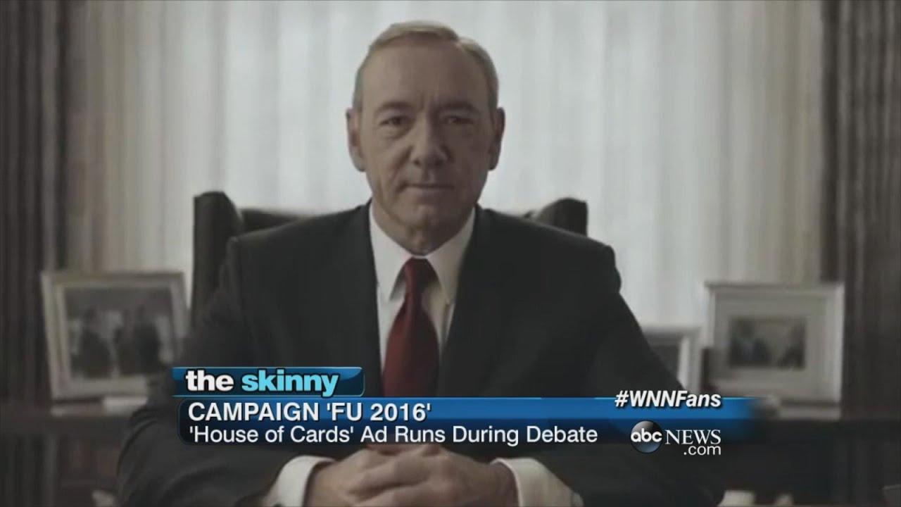 Netflix Premieres House Of Cards Season 4 Trailer  Abc -4469