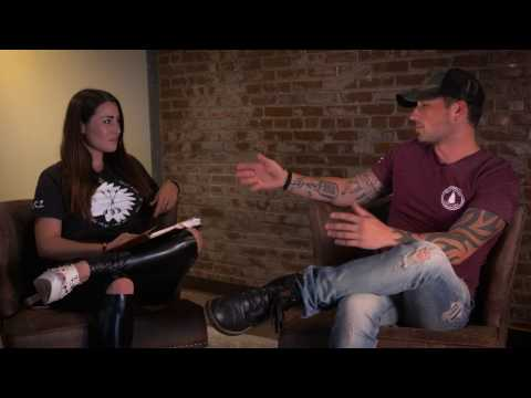 Michael Ray Interview with Mary O'Neill for P.A.C.E