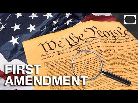 Does The First Amendment Really Protect Speech & Religion?