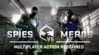 Splinter Cell Blacklist - Spies Vs. Mercs Trailer [UK]
