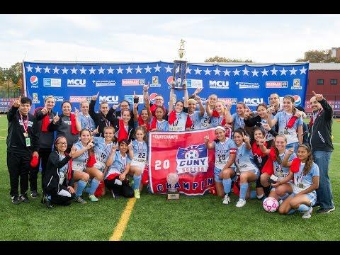 2016 CUNYAC/Brine Women's Soccer Championship