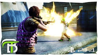 H1Z1 PS4 Gameplay   AN EPIC MISTAKE (H1Z1 PS4)