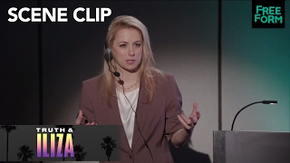 How To Act Like A Person Seminar | Truth & Iliza | Freeform