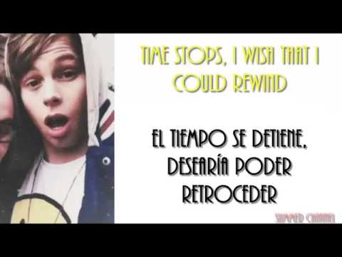 Beside you   5 seconds of summer Subtitulado Inglés   Español