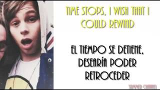 Repeat youtube video Beside you   5 seconds of summer Subtitulado Inglés   Español
