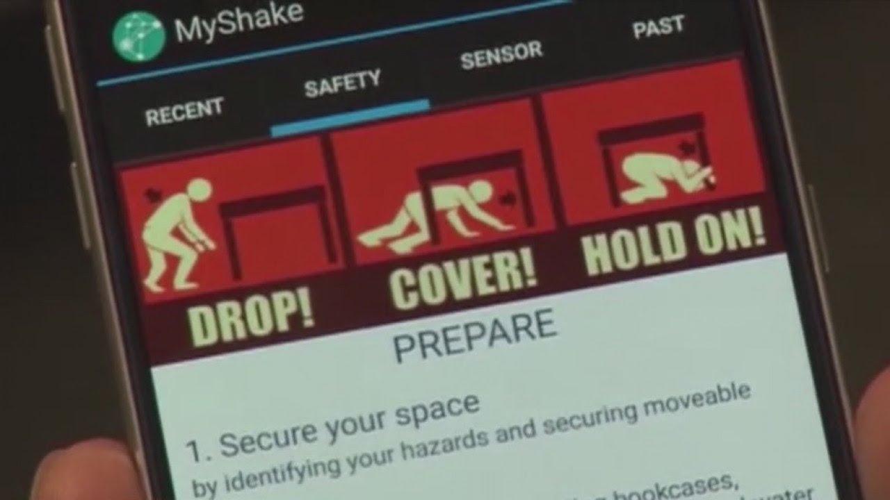 USGS explains why ShakeAlert warned Bay Area residents of ...