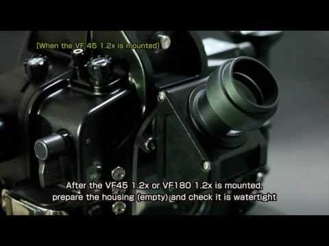Sea&Sea Mirino angolare VF-45 Video