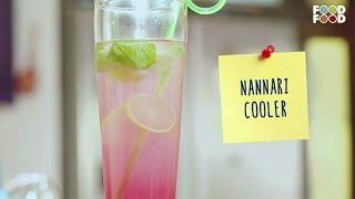 Mummy Ka Magic | Nannari Cooler Recipe | Amrita Raichand