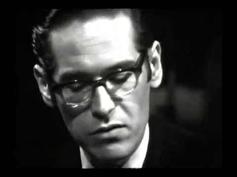 Bill Evans Copenhagen Rehearsal Tape (1966 Live Video)