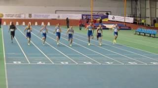 Чемпіонат України з легкої атлетики, Суми, фінал бігу на 60 м, чоловіки