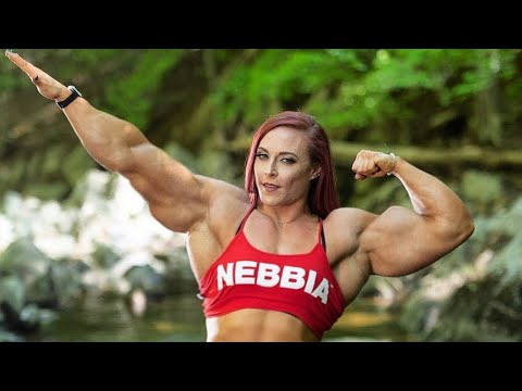 FEMALES BODYBUILDING,- KATIE LEE, IFBB MUSCLE, WORKOUT,