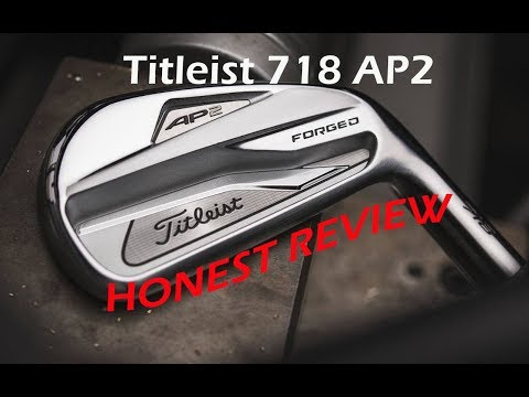 *NEW* Titleist AP2 Irons - Honest Review