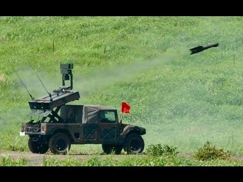 10式戦車、中距離多目的誘導弾が...