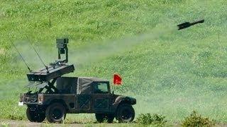 10式戦車、中距離多目的誘導弾が作戦に初参加=富士総合火力演習