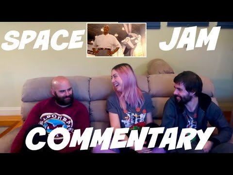 Play if you haven't seen SPACE JAM you're not a true 90's kid | Feat. my bros | Movie Commentary