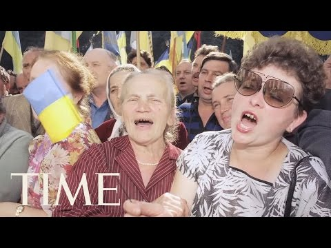 Timeline: Crisis In Crimea   TIME