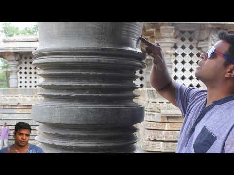 Hoysaleswara Temple, India   Built with Ancient Machining Technology