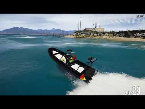 "GTA V | ""Er det så nøye med båtførerbevis?"""