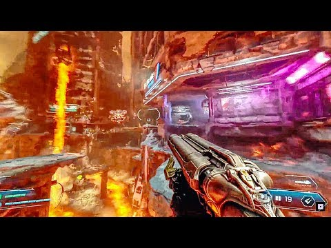 DOOM ETERNAL Gameplay Demo (2018) PS4/Xbox One/PC