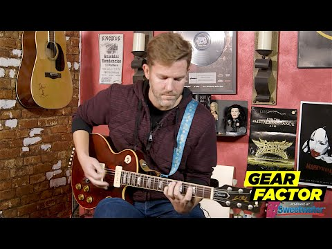 Saves the Day's Chris Conley Plays His Favorite Riffs