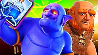 Clash Royale - EASY Giant, MM, Lightning Deck!
