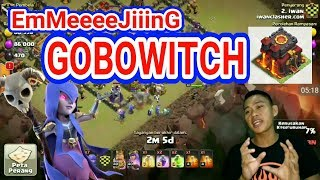 Gambar cover BEDAH GOBOWITCH TH 10, SUPER emejing Banget,  CLASH OF CLANS Indonesia clan iwanclasher.com