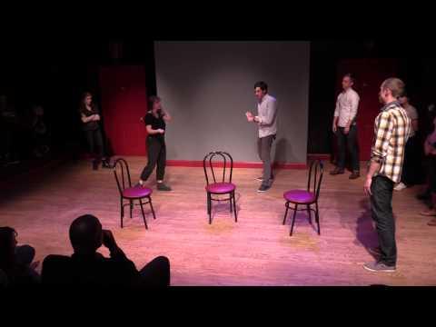 Level 1 Improv Grad Show at The Pit (November 2014)
