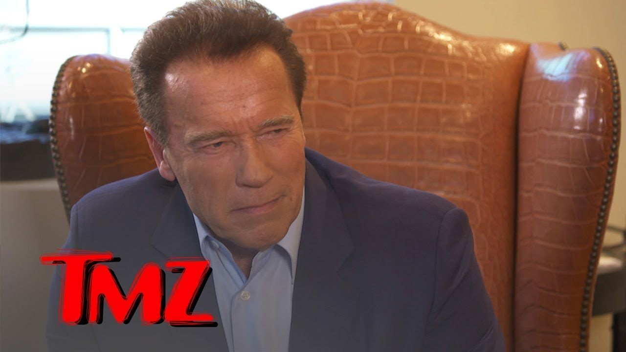 After Seven Years, Arnold Schwarzenegger And Maria Shriver STILL Have Not Made Their Divorce Final