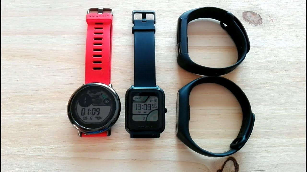 Xiaomi Amazfit Bip Review Tras 1 Mes Uso Comparativa Vs