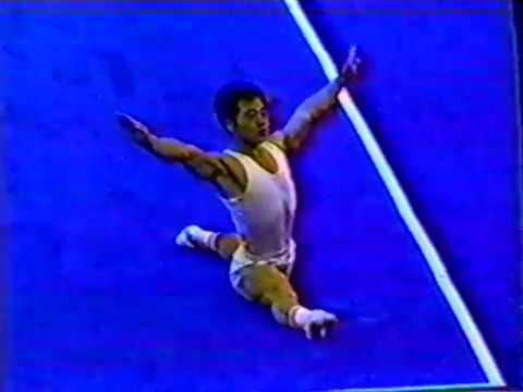 1982 Asian Games gymnastics M&W Team