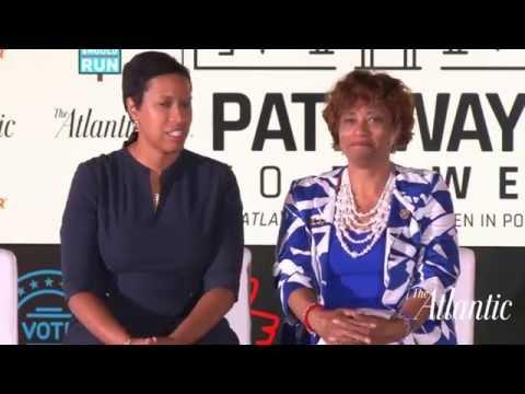 Pathways to Power: An Atlantic Forum on Women in Politics / DNC