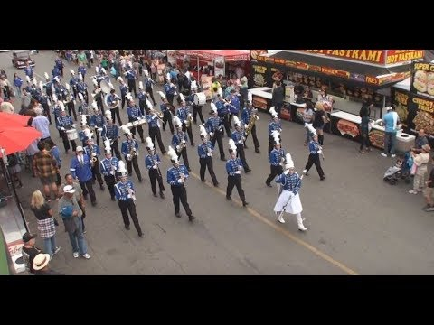 Academy for Academic Excellence - 2017 LACF Marching Band Competition
