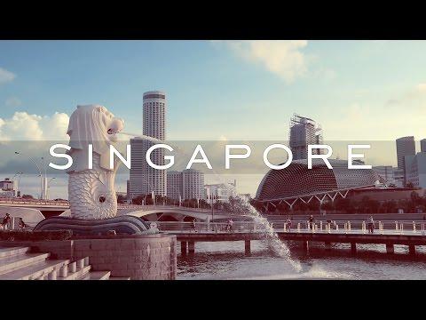 Singapore in 1 minute | Travel Vlog | Singapore