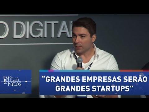 """Diretor Da IDEXO: """"Grandes Empresas Serão No Futuro Grandes Startups"""""""