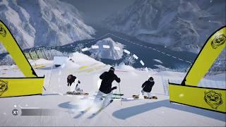 Steep Pyeongchang Winter Olympics 2018 -  Freestyle Ski