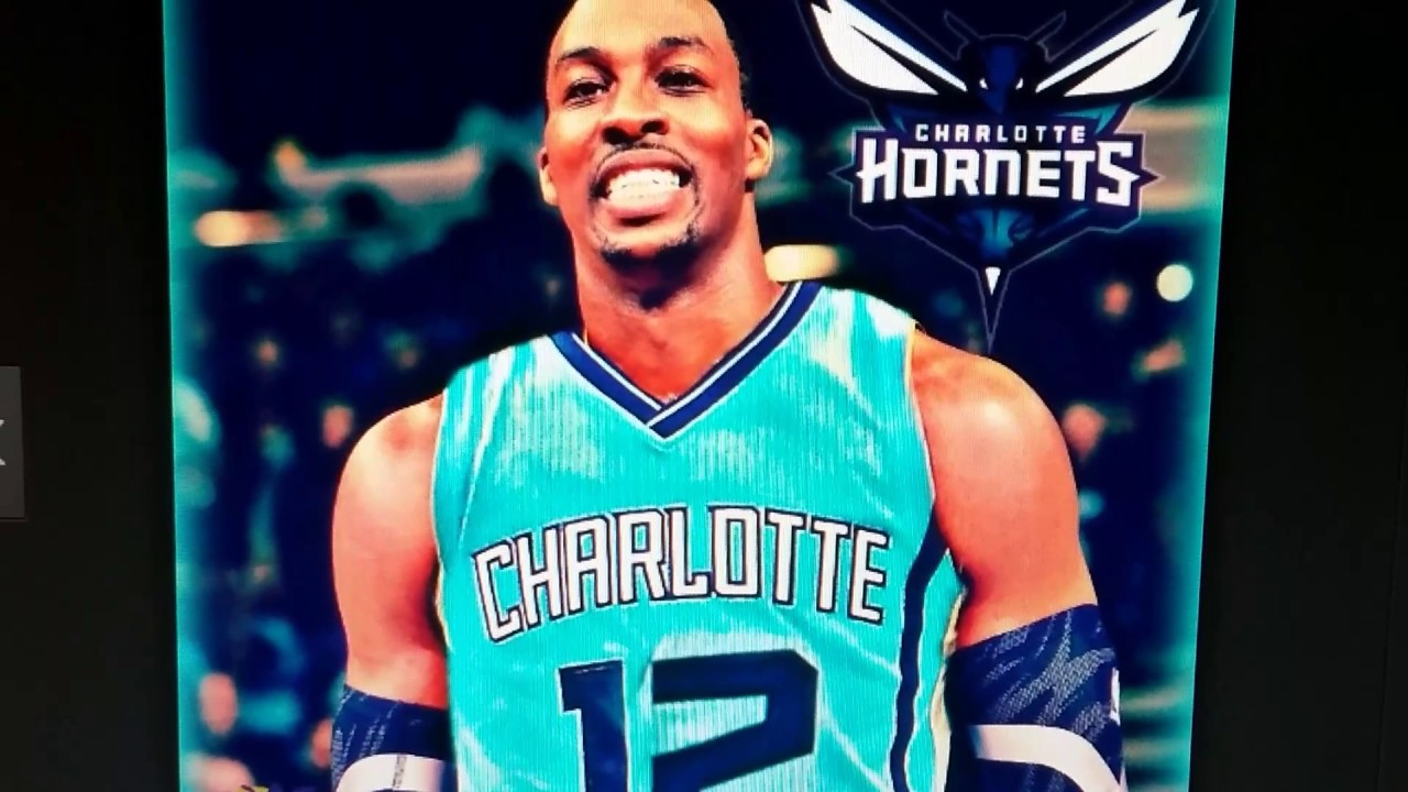 promo code 57aca 617f4 Dwight Howard Traded to Hornets
