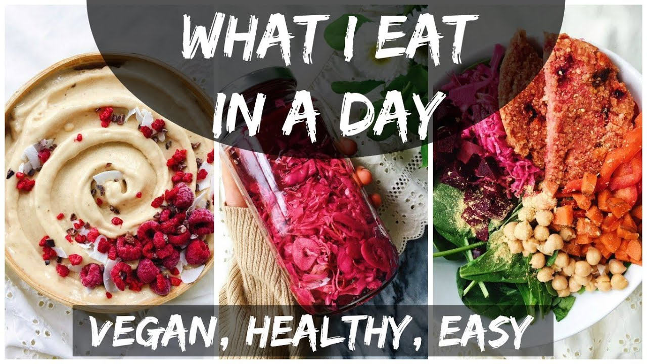 What I Eat In A Day (10) || VEGAN + RECIPES