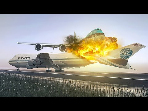 The Crash Of The Century | New Flight Simulator 2018 [P3D 3.4 - Ultra Realism]