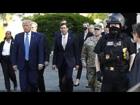 非常时刻!特朗普突然调换国防部长。胡锡进慌劝习近平:千万别惹他!