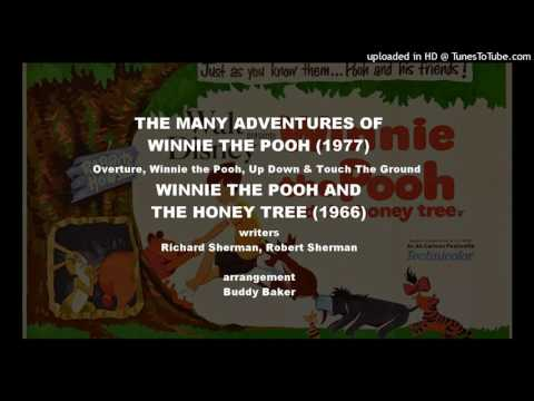 Instrumental edit: The Many Adventures of Winnie the Pooh (1977) titles