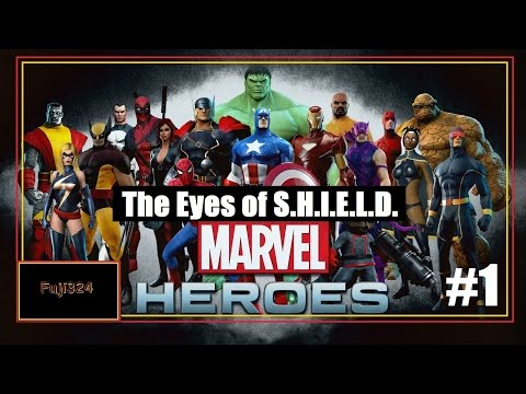 Marvel Heroes 2015: The Eyes of S.H.I.E.L.D. #1