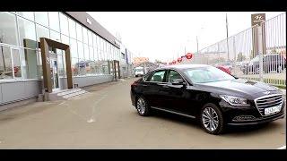 Тест Драйв Hyundai GENESIS F смотреть