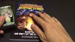 Matt's Boardgame Reivew Episode 175: Deadtime Stories
