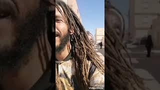 مختار العربي المنيعة وباطويدور بزاكي في وسط بلدية المنيعة 2020/07/08