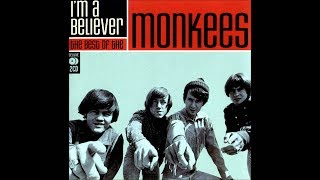 I'm a Believer - The Monkees (1966) With lyrics on screen