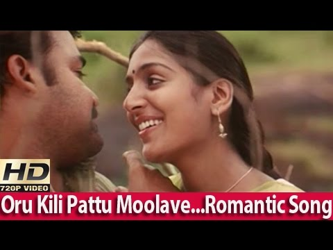 Oru Kili Pattu Moolave...Romantic Song | Vadakkumnathan Malayalam Movie 2006 [HD]
